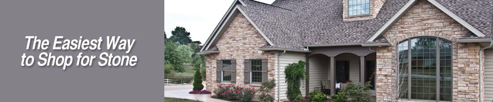 Buy Exterior Stone Siding Online | Dutch Quality Weather Ledge