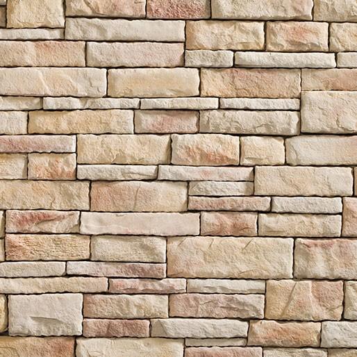 heritage new england drystack flats stone backsplash