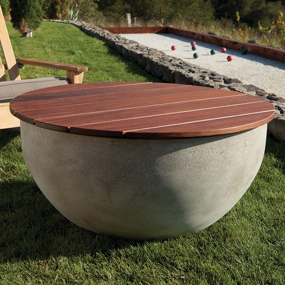 eldorado stone outdoor infinite fire bowl