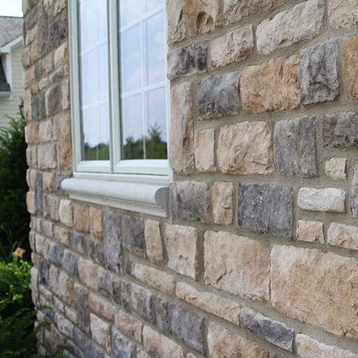 Buy Provia Amherst Limestone Faux Cultured Stone Online At