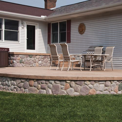 Buy Natural Stone Siding Online At Wholesale Prices Dutch Quality Buckeye River Rock