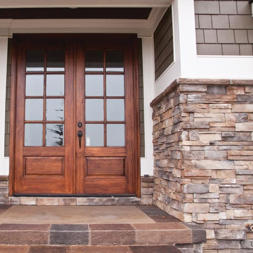Stacked Stone Home Exterior: Buy Artificial Stone Siding Online At Wholesale Prices
