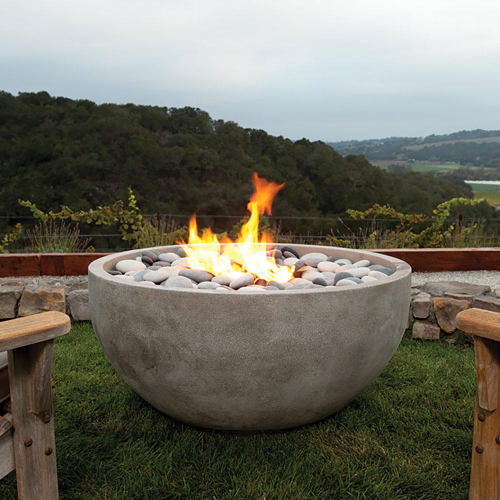 Eldorado Stone Outdoor Infinite Fire Bowl