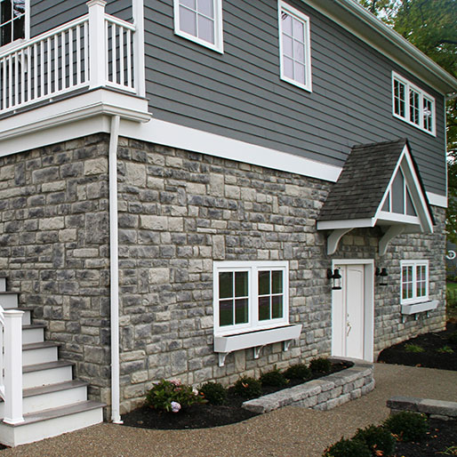 Buy Provia Blue Ridge Limestone Stone Fireplace Facades